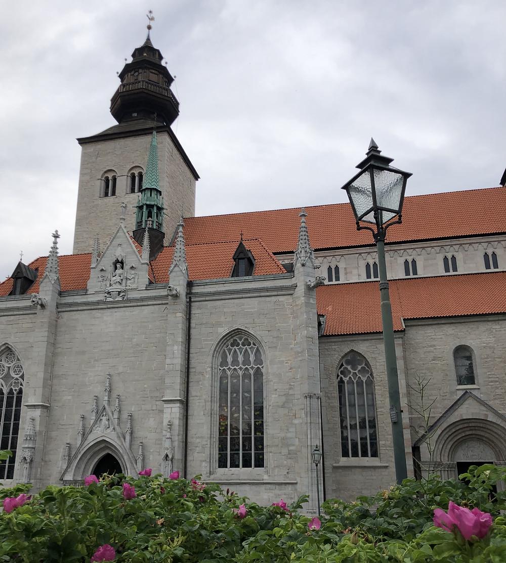 Visby Suède Gotland