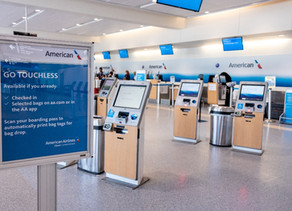 COVID-19 - The New American Airlines Check In Process