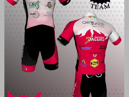 Equipación 2020 Costa Racing Team