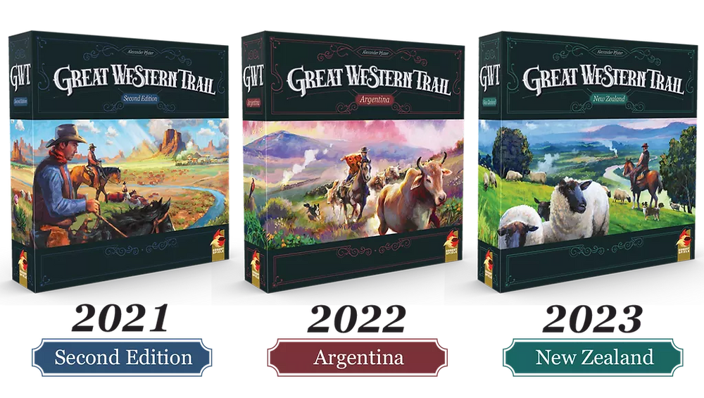 New editions for Great Western Trail