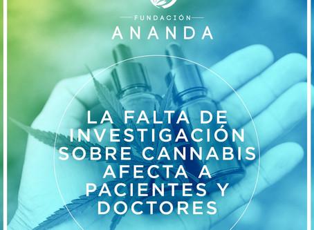La Falta de Investigación Sobre Cannabis Afecta a Pacientes y Doctores