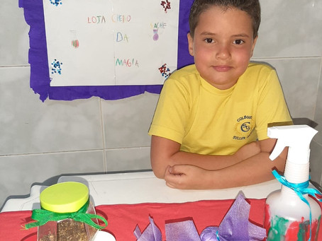 LOJA CHEIRO DA MAGIA