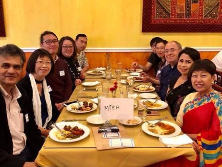 Post-Event: Deepavali Lunch Buffet 2017 at Turmeric Restaurant