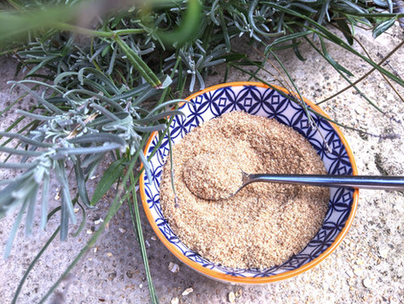 HOW TO MAKE OAT FLOUR USING YOUR OAT PULP