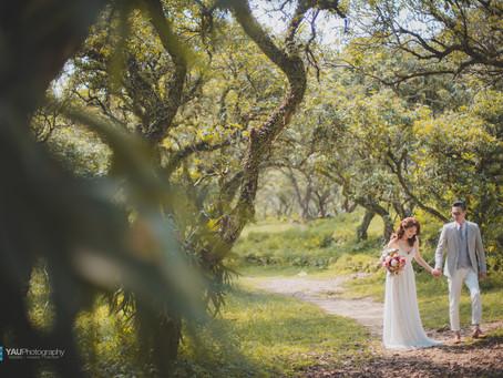 Kamen and Tat Pre Wedding