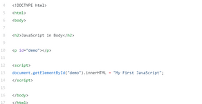 JavaScript Tutorial Part 1