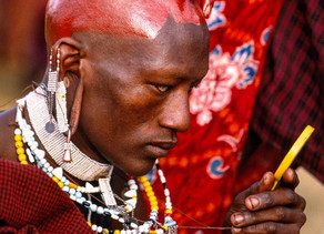 MAASAI TRIBE CULTURE THEY CAN BE LOCATED IN TANZANIA AMAZING PEOPLE ❤🤴🏾💪🏾