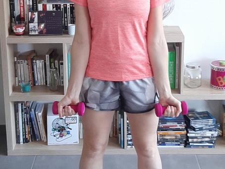 Renforcement musculaire du haut du corps
