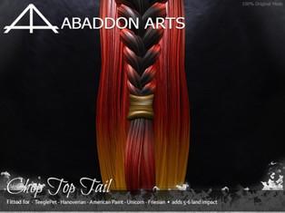 ABADDON ARTS - Chop Top Tail