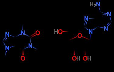 카페인 vs 아데노신