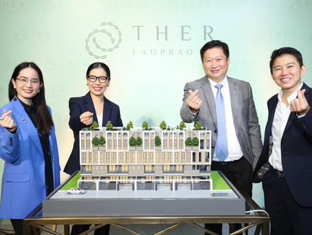 THER Grand Opening at Siam Kempinski