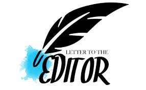 Letter to the editor!