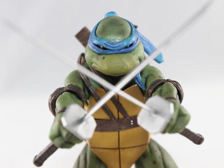 NECA: TMNT Leonardo