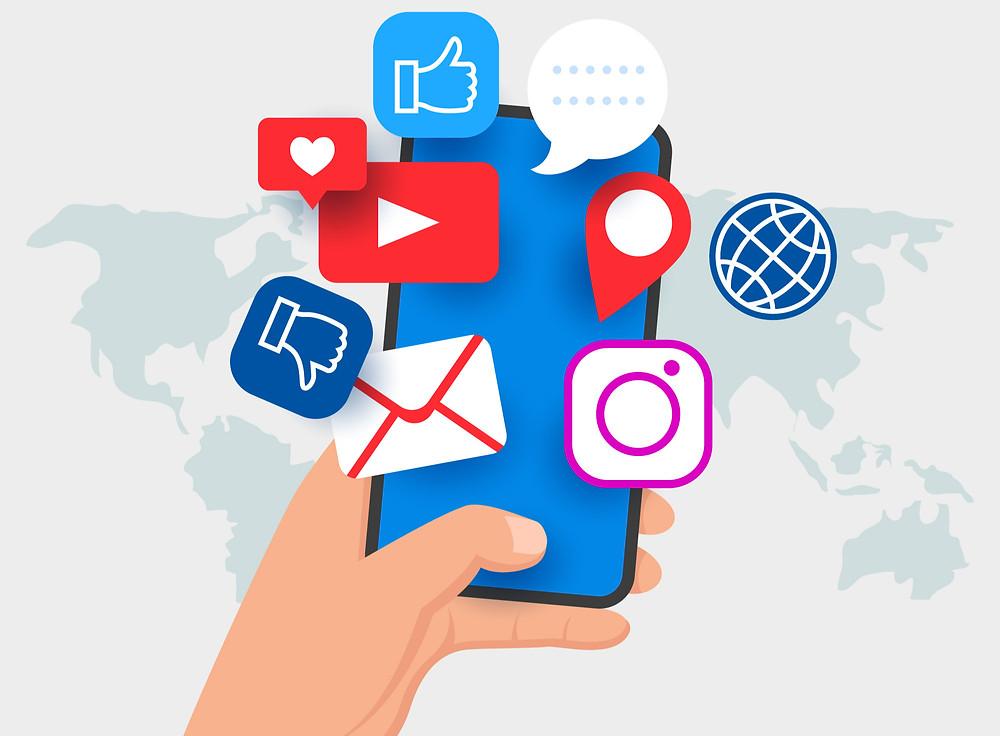 social come pubblicare