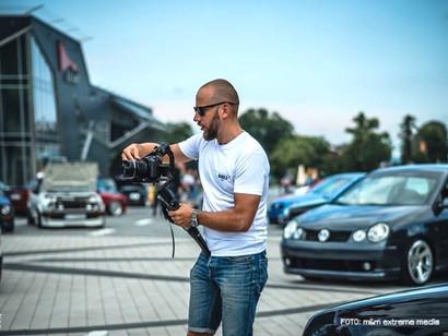 Filmujemy Zlot vagmalopolska.pl