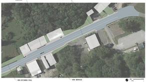 Sidewalk project previewed