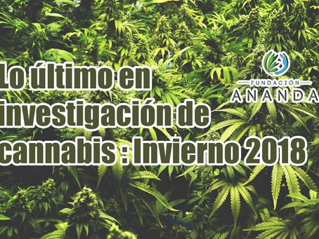 Lo último en investigación de cannabis : invierno 2018