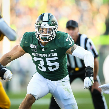 2020 NFL Draft Profile - LB Joe Bachie