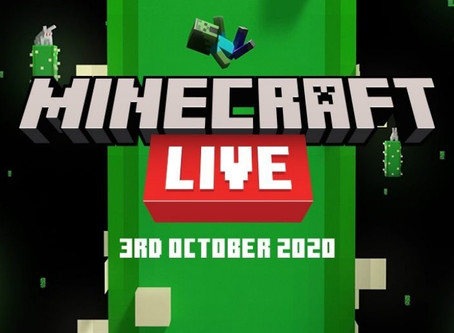 ANNOUNCING MINECRAFT LIVE!