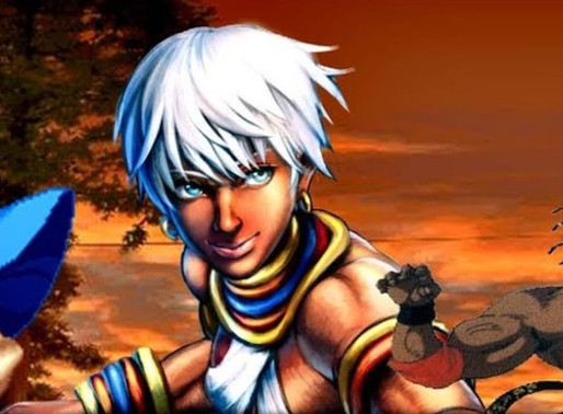 World Fighting Game Characters: Africa