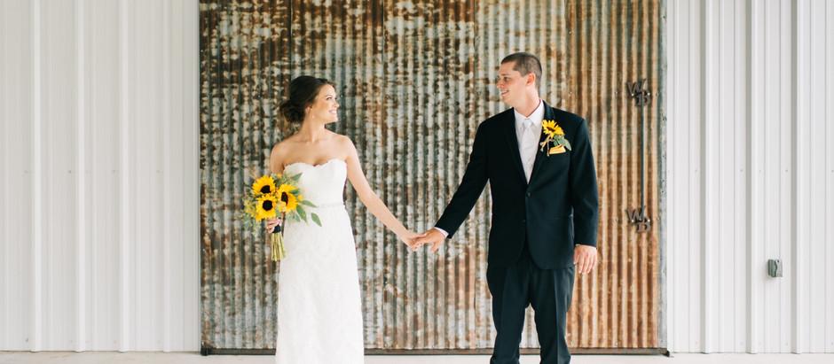 Abbie & Cameron | Warrens Backyard Wedding