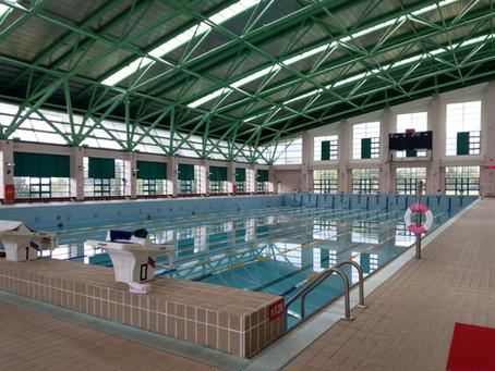 案例分享:台東體中游泳池