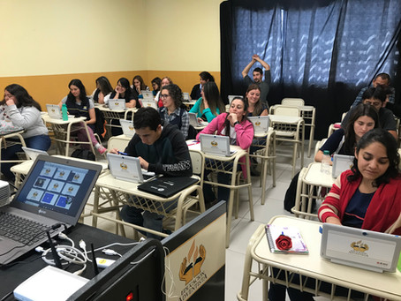 Capacitación Instituto Adventista Gral Roca