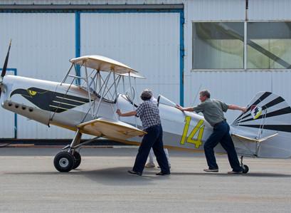 В России хотят ограничить полеты несерийных самолетов. Это приведет к убыткам сельхозпроизводителей