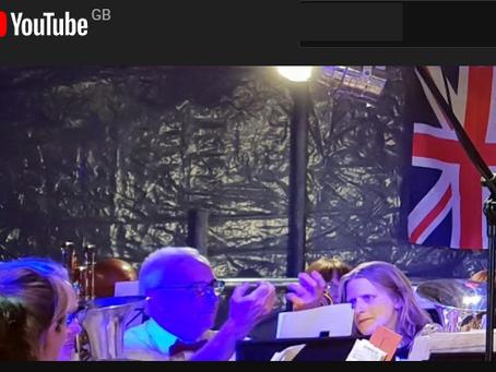 Bretforton Silver Band on Youtube