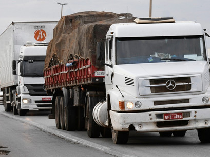 Setor de transporte tem pequena melhora em maio de 2020