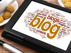 Go and just blog and more blog
