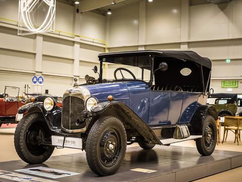 1921  10HP type A  - Torpédo 4 places