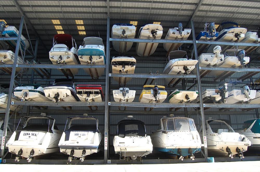 garage bateaux