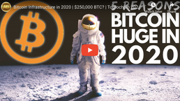 🎬 Altcoin Buzz: Bitcoin Infrastructure in 2020 | $250,000 BTC? | Tomochain | Other Crypto News...