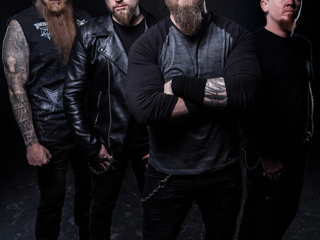 Interview with Mark Wölfe of Unveil The Strength