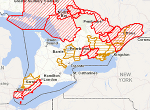 Flood Alerts | May 8th, 2019 | Southern Ontario | Ministry of Natural Resources and Forestry