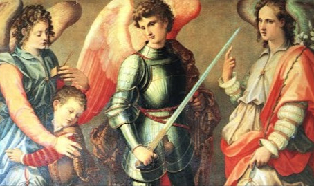 St. Michael the Archangel Novena - Day 4
