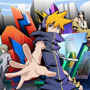 THE WORLD ENDS WITH YOU: ANIMACIÓN Y VIDEOJUEGO