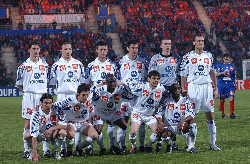 Dijon - Châteauroux 2004