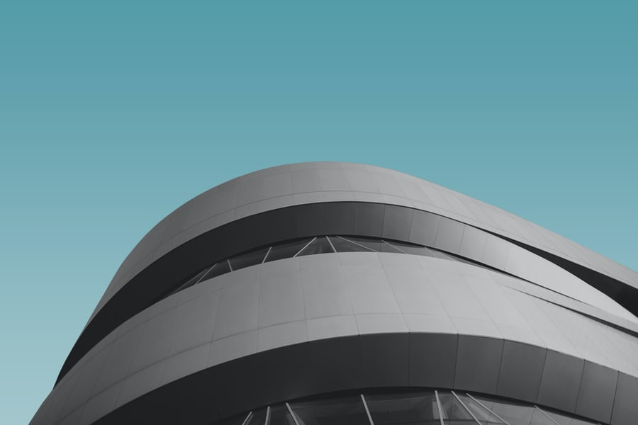 Mercedes Museum in Stuttgart, Germany