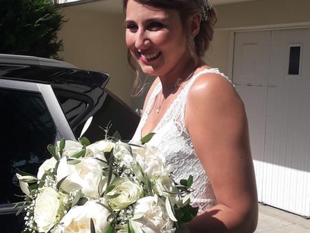 Remerciement de Pauline, mariée le 29 juin 2019