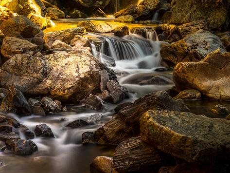 Springs of Water, Gushing Up