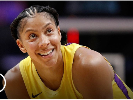 Candace Parker optimistic over 2020 WNBA season.
