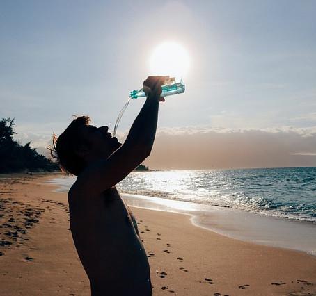 Leben nur mit Wasser...geht das überhaupt?
