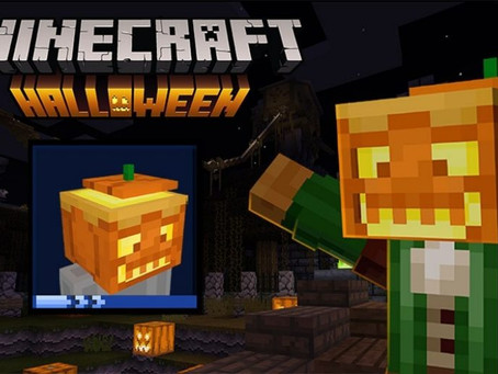HALLOWEEN COMES TO MINECRAFT MARKETPLACE