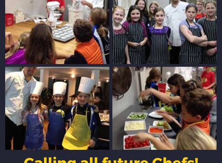 School is out- Teen Cooking Class with Chef Luke- Nov 8  11-1
