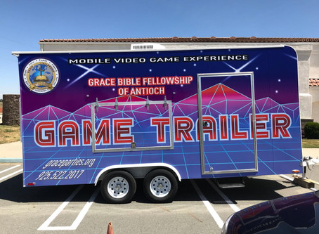 Game Trailer for Grace Bible Fellowship