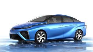 Hydrogen Cars - Making Clean Tracks