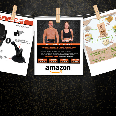Why Your Amazon Listing Needs Infographics