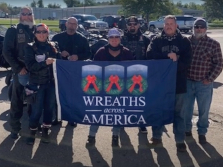 Wreaths Across America Launch